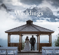 Wedding Menu Button - Elements of Canmore Rocky Mountain Banff