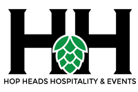 Hop Heads Hospitality & Events Logo