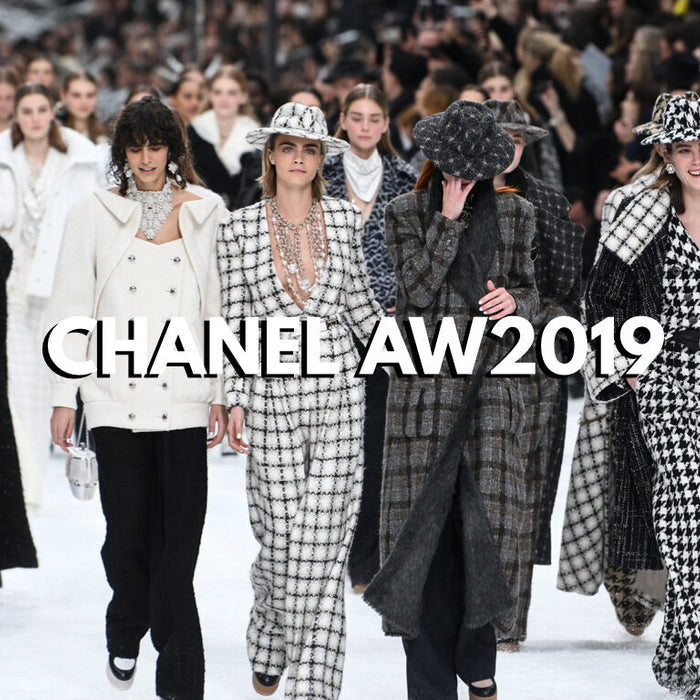 Karls Final Runway: Chanel FW19