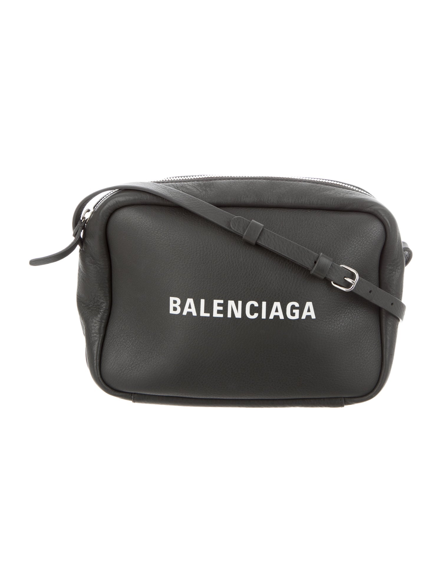 Balenciaga Black 'Everyday' Camera Bag
