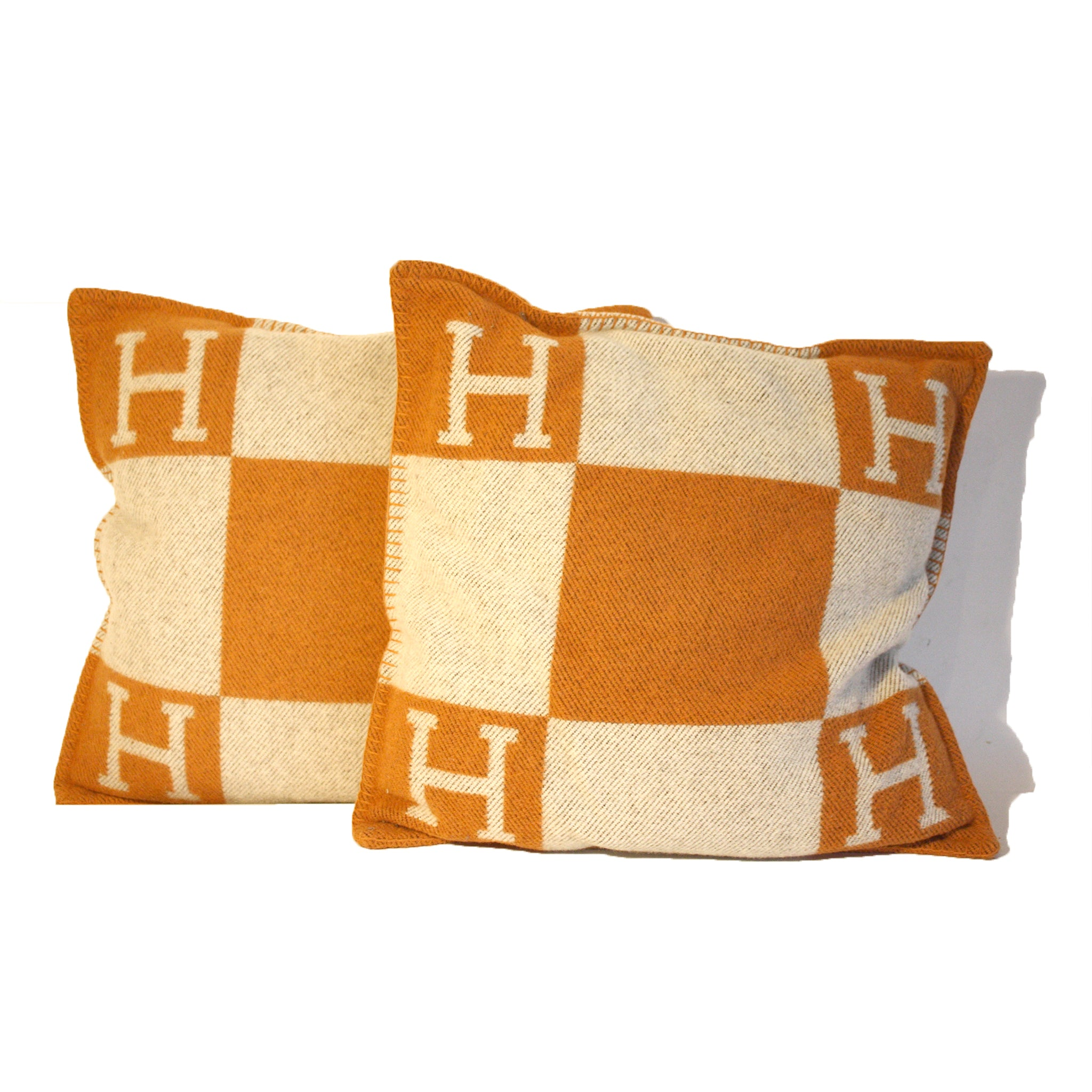 Hermes Avalon Throw Pillows (Set of Two)