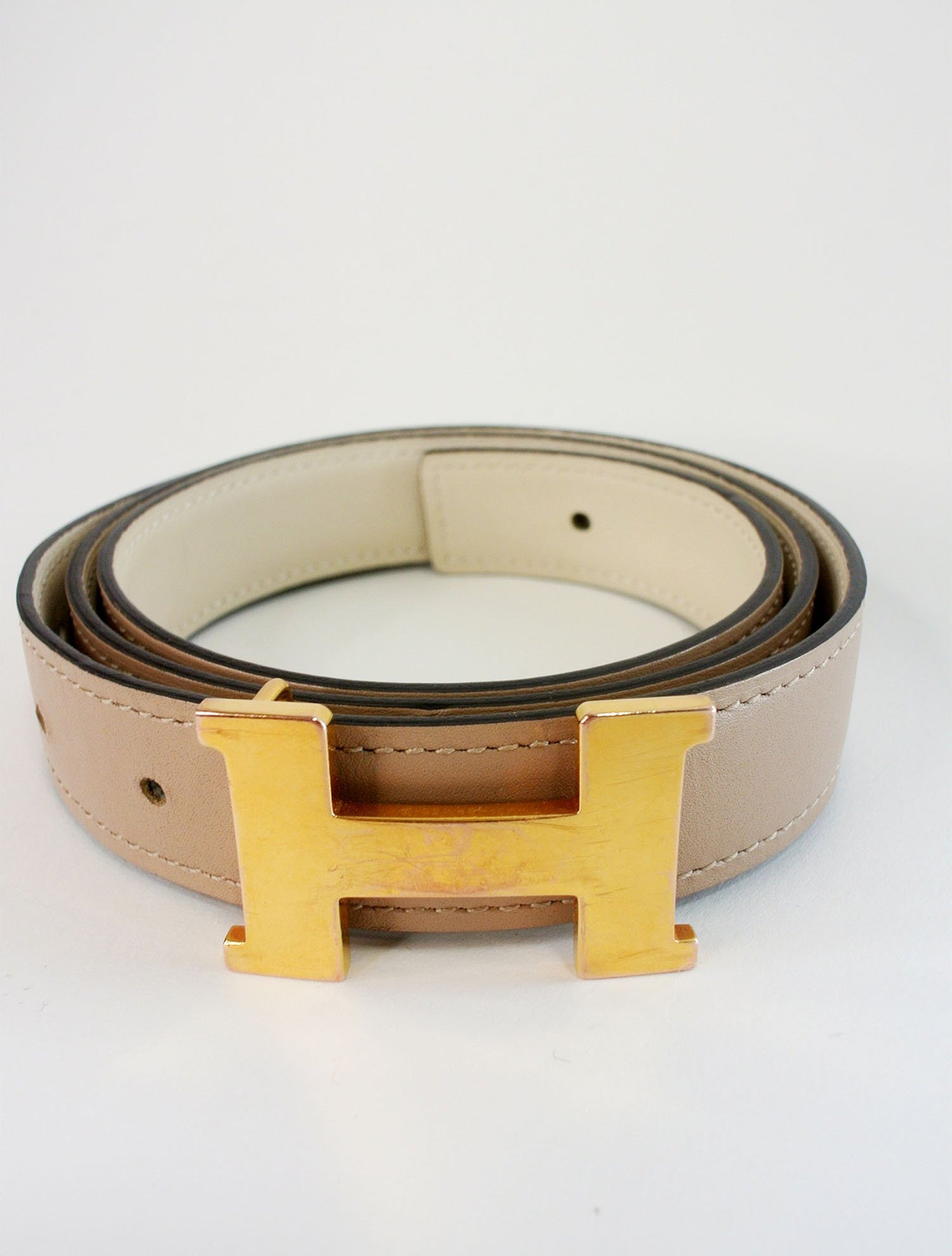 Hermes Reversible Mini Constance 24MM Belt Kit