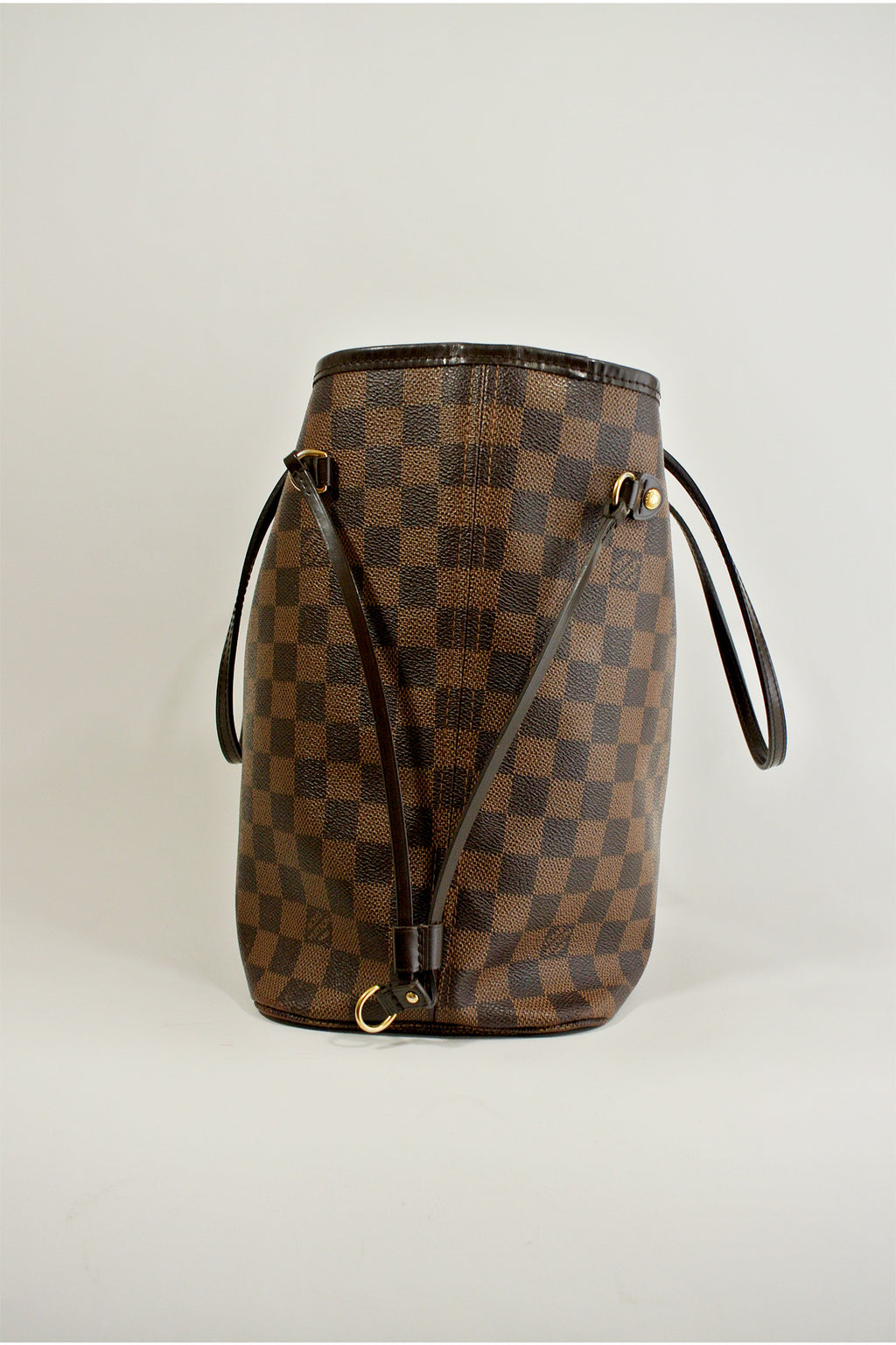 Louis Vuitton Neverfull Damier Ebene MM