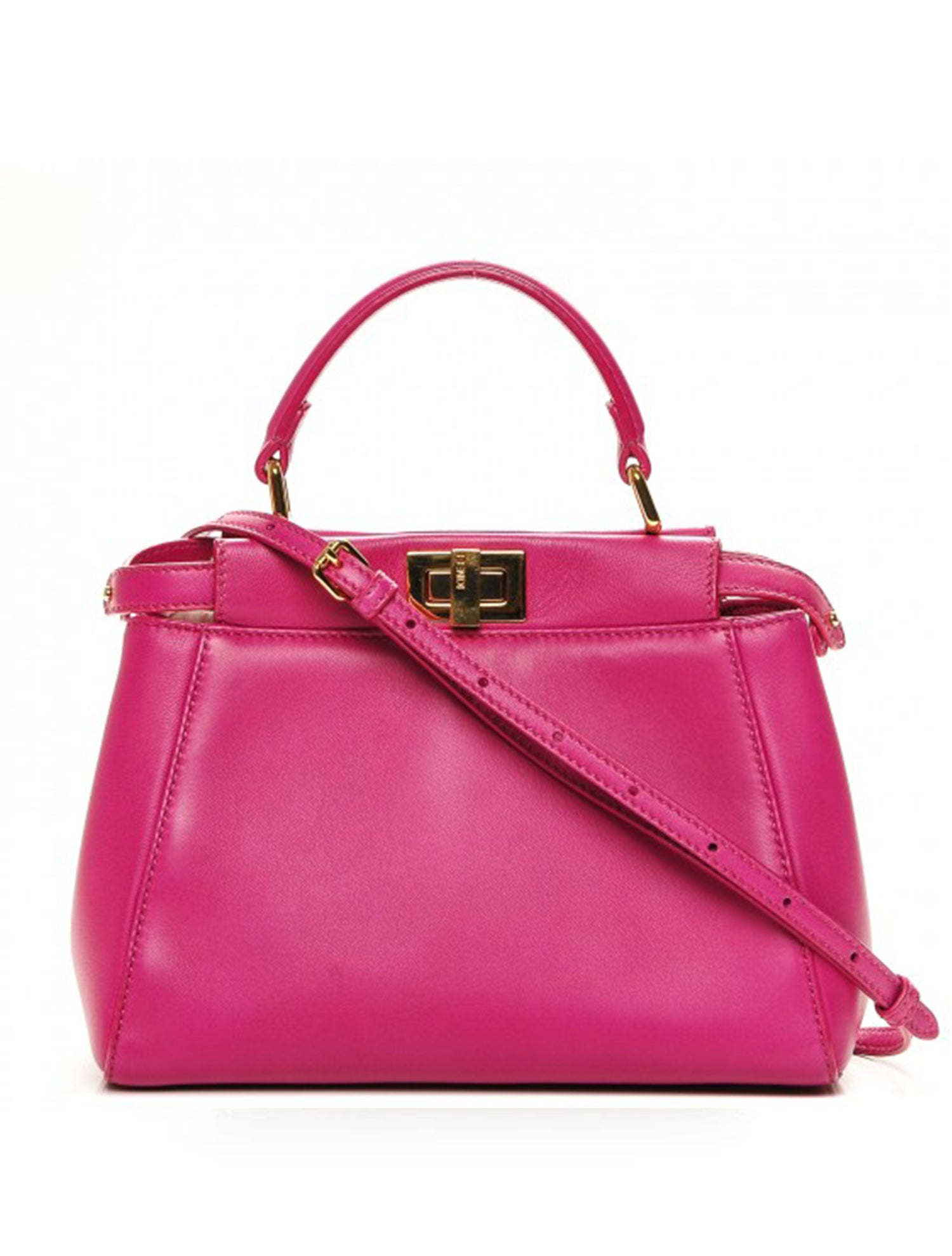 Fendi Mini Pink Peeakboo