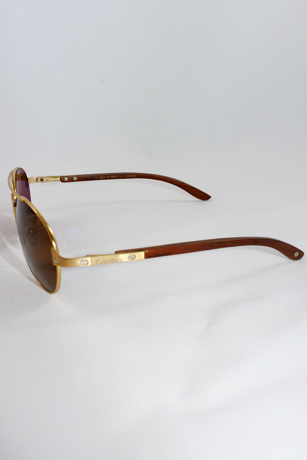 891030c17af Cartier santos dumont gold love sunglasses jpg 1000x1500 Cartier mens  aviators