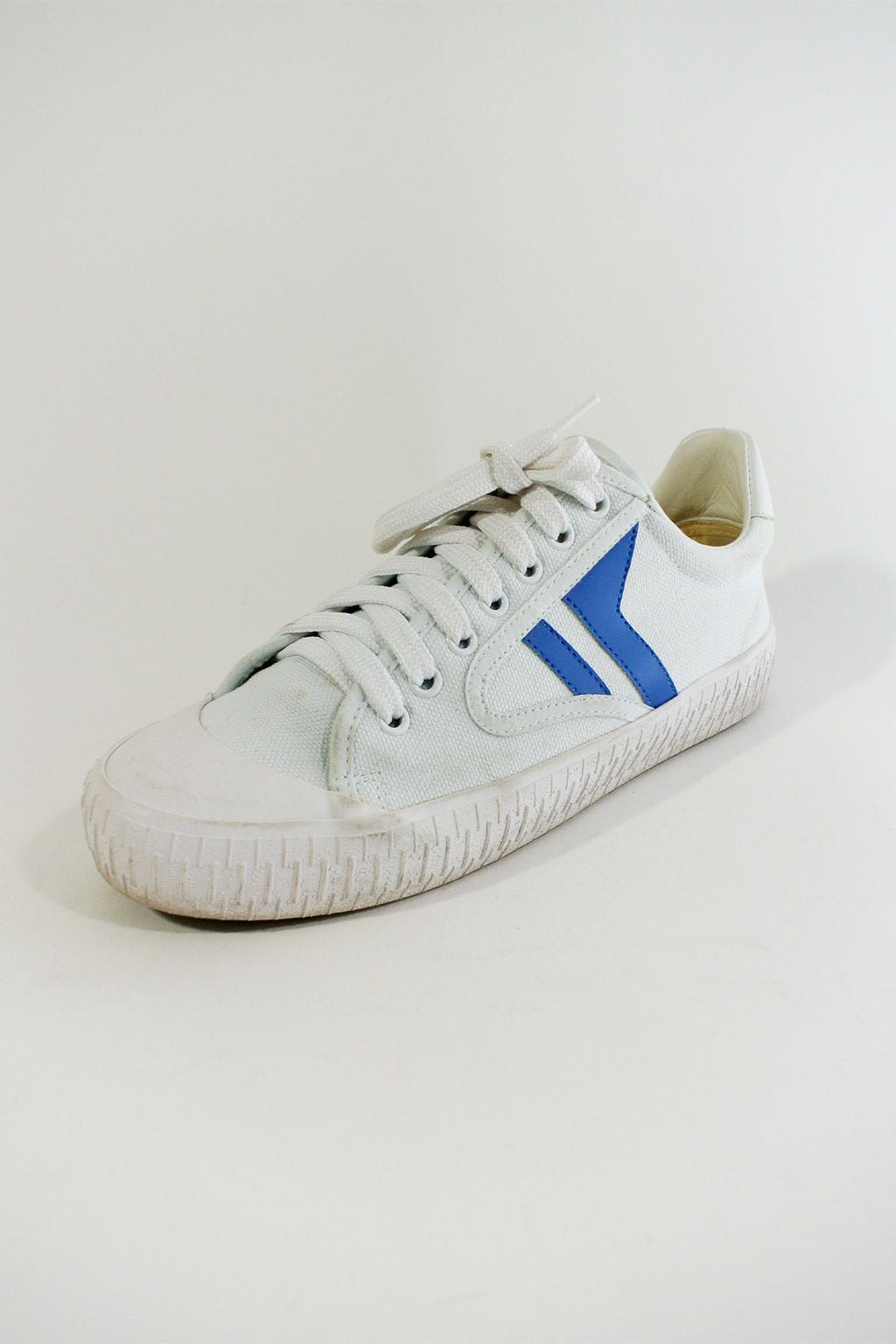Celine Canvas Low-Top Sneakers sz 38 (Phoebo Philo)
