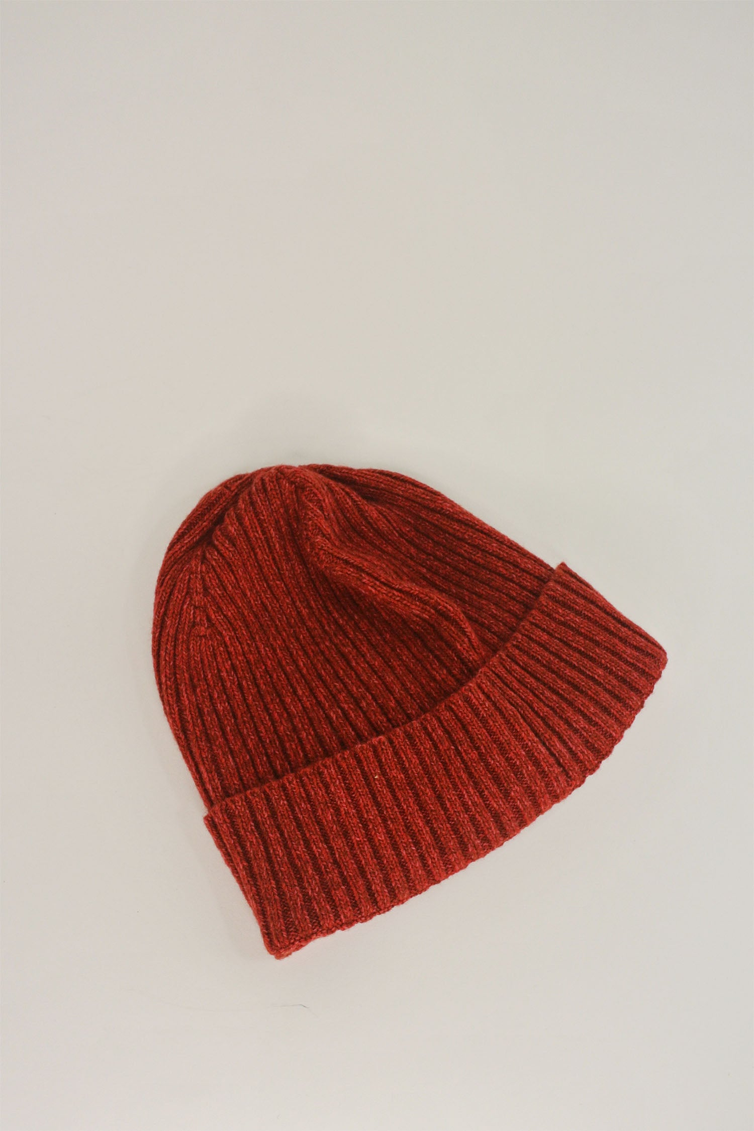 Chanel Cashmere Red Pearl Toque (New With Tags)