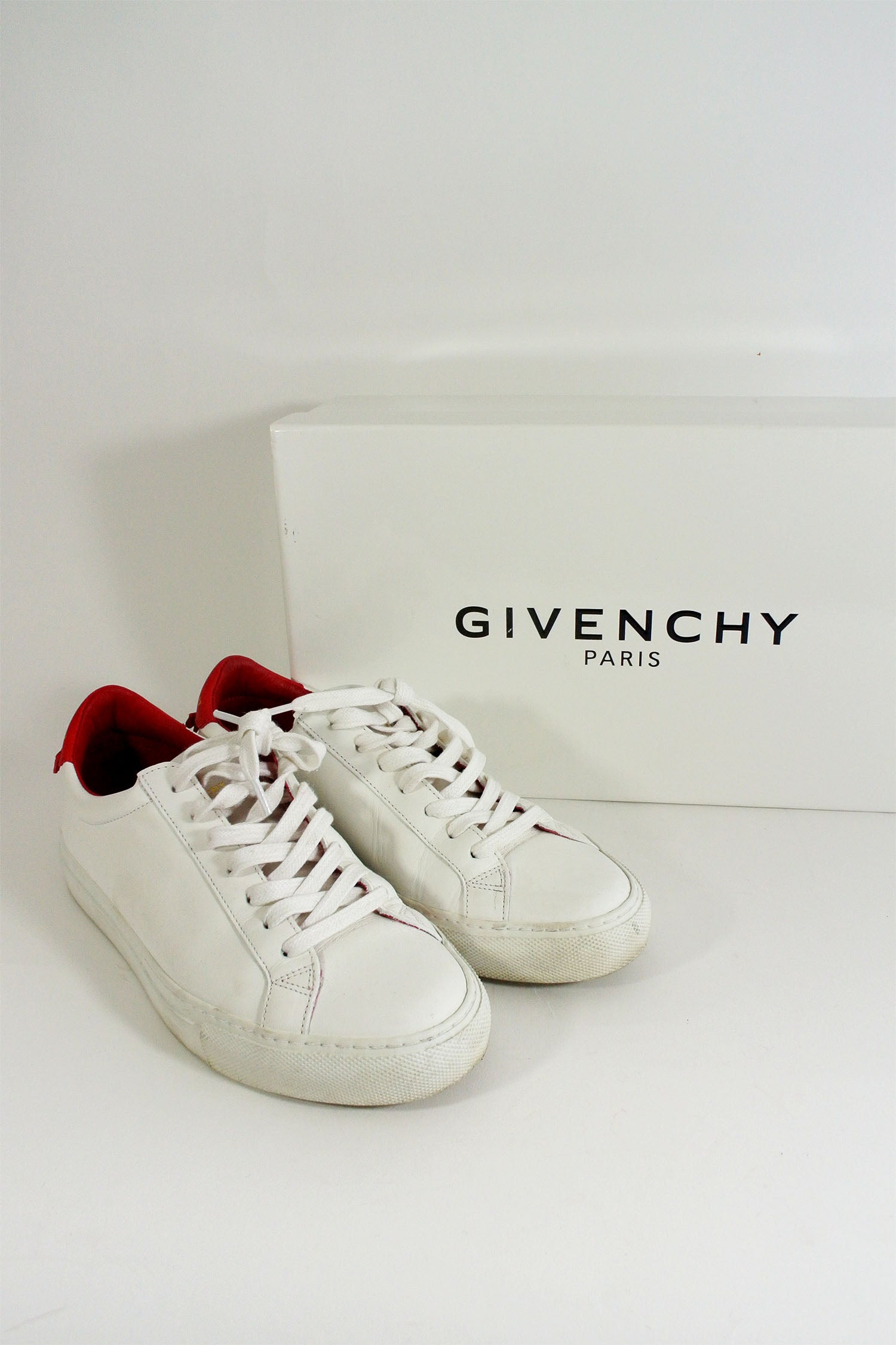Givenchy 2017 Urban Street Low Top Sneaker Sz 37