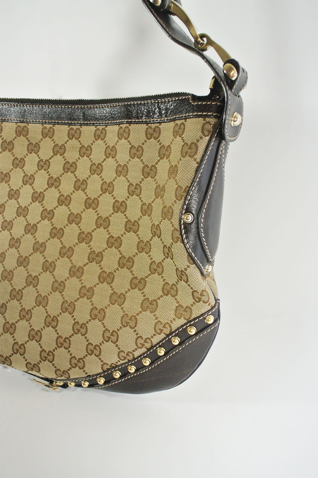 Gucci GG Canvas Pelham Hobo