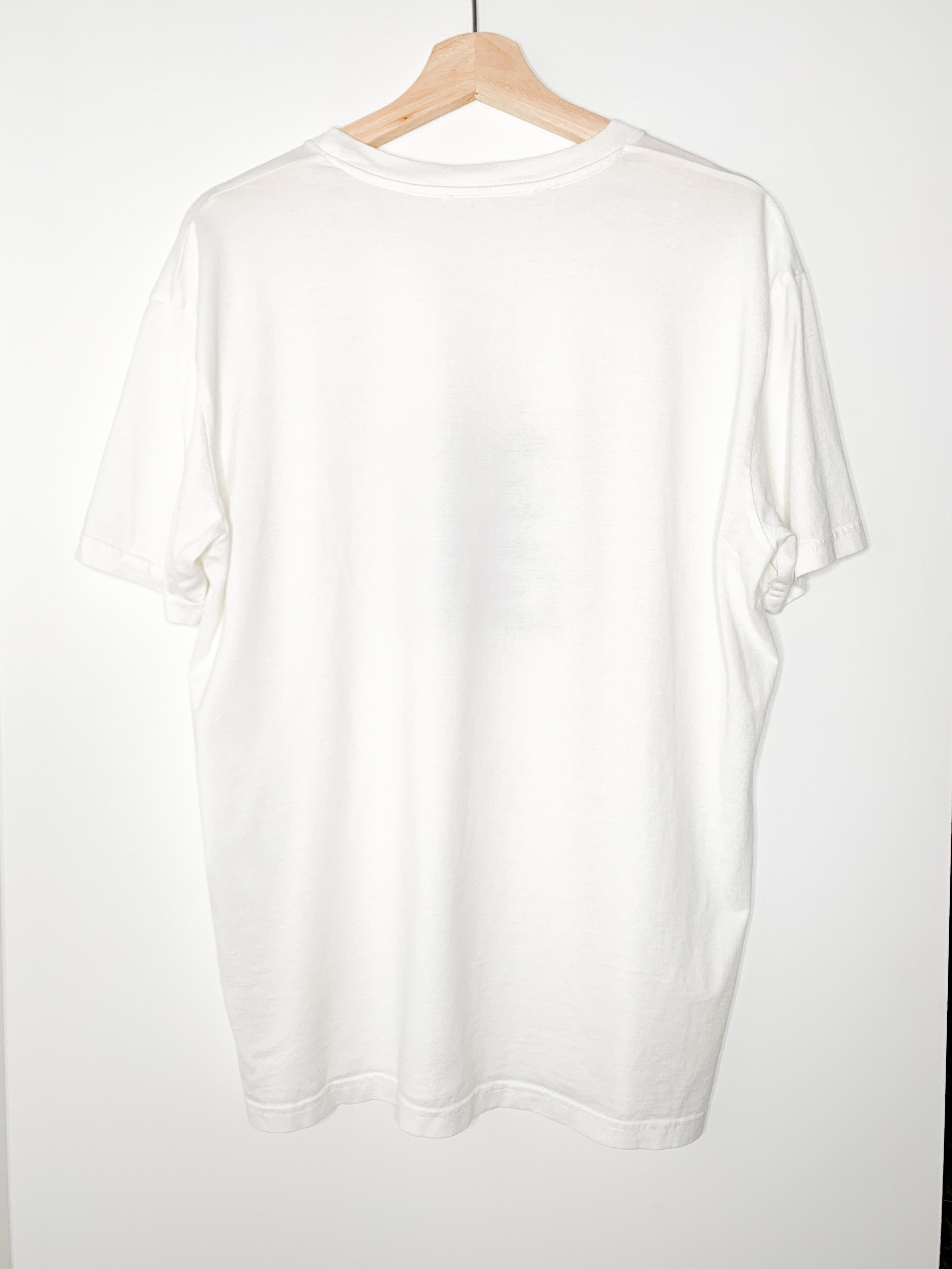Givenchy 4G Flame T-Shirt Sz S