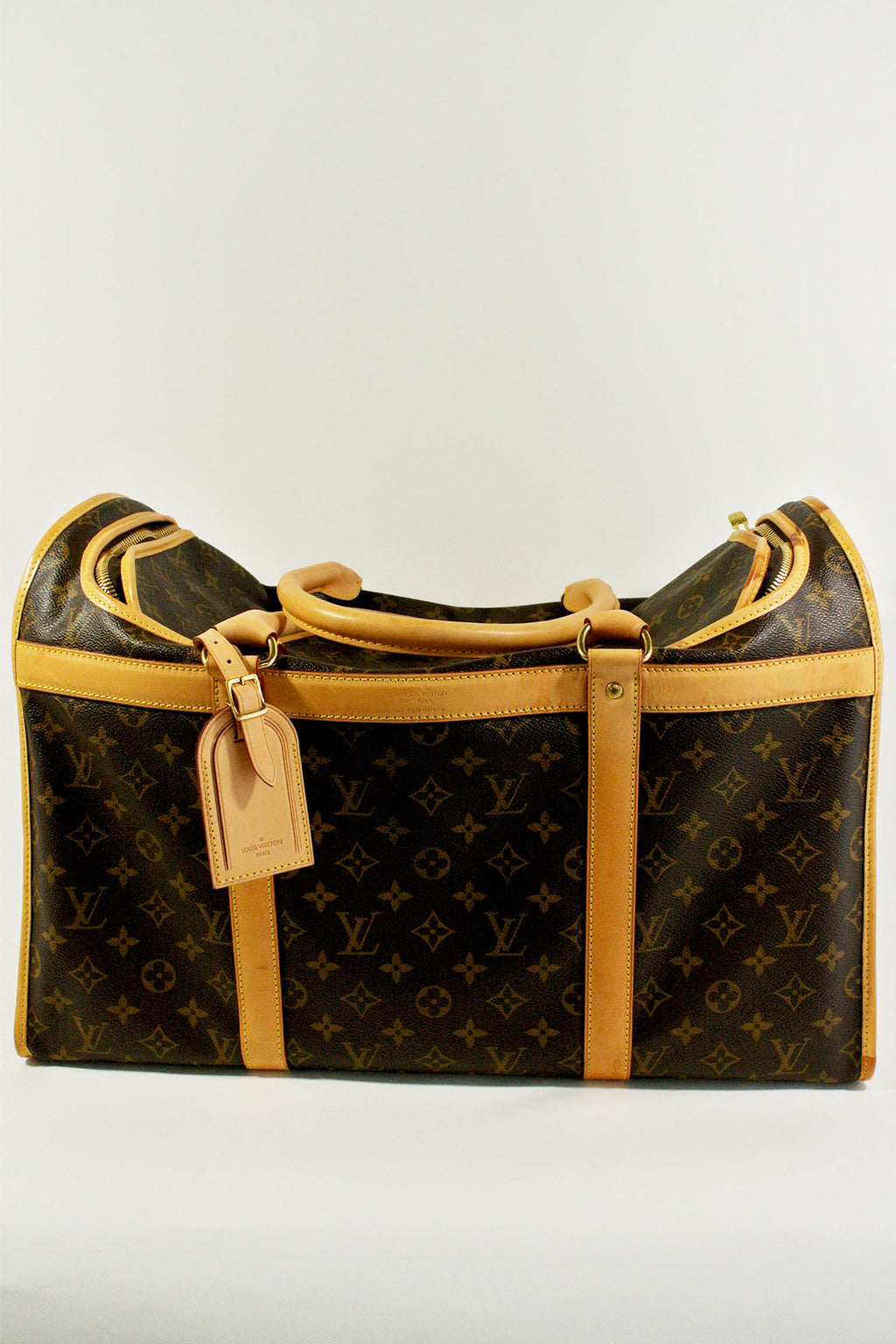 Louis Vuitton Monogram Dog Carrier 50