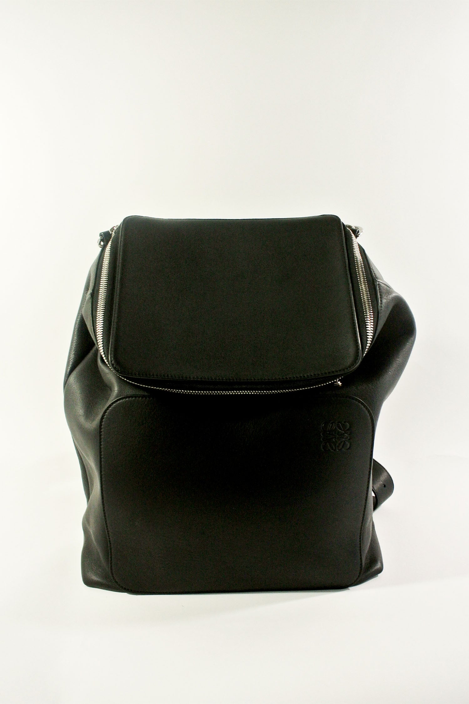 Loewe Leather Goya Backpack