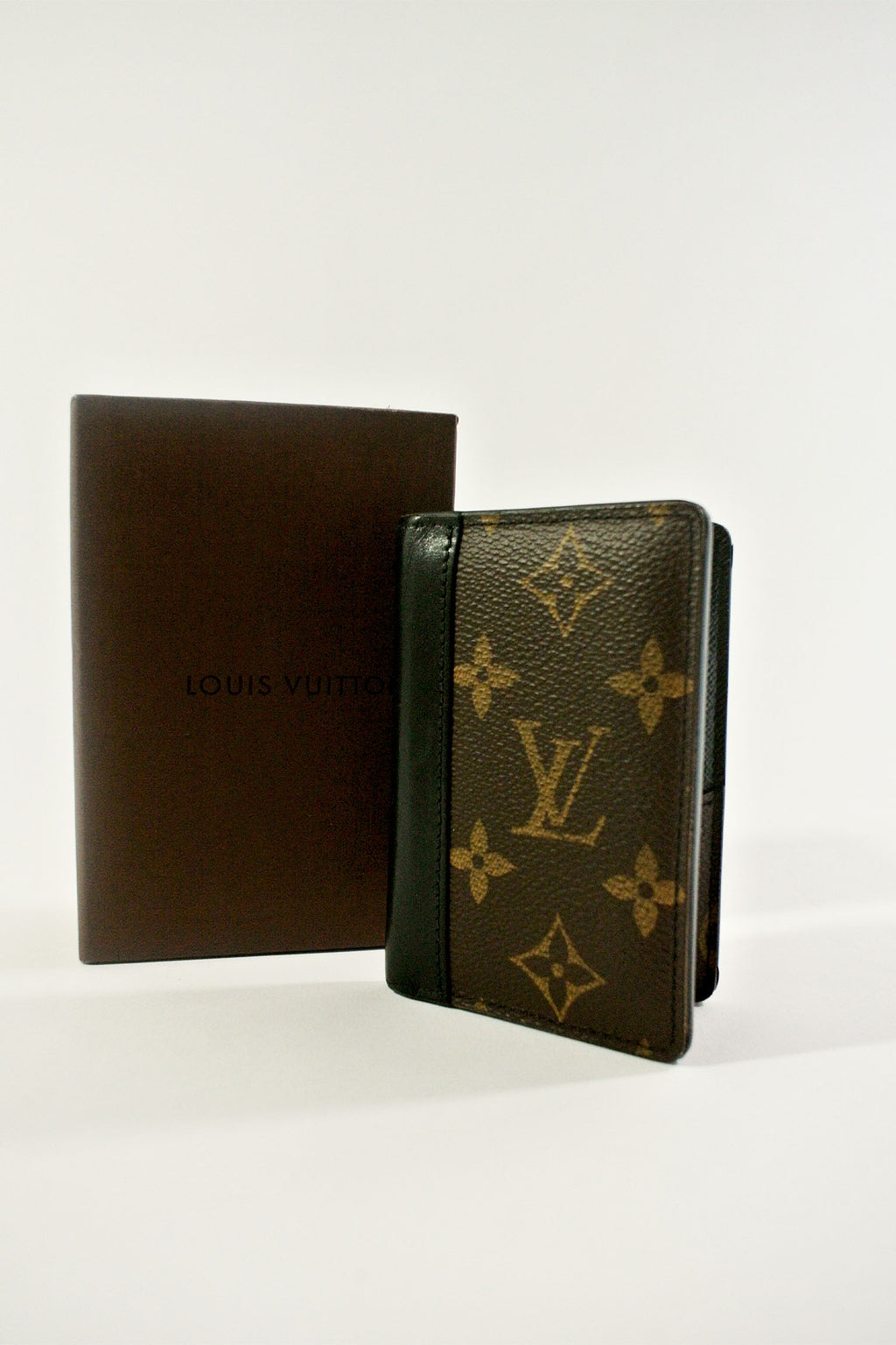 Louis Vuitton Monogram Macassar Pocket Organizer