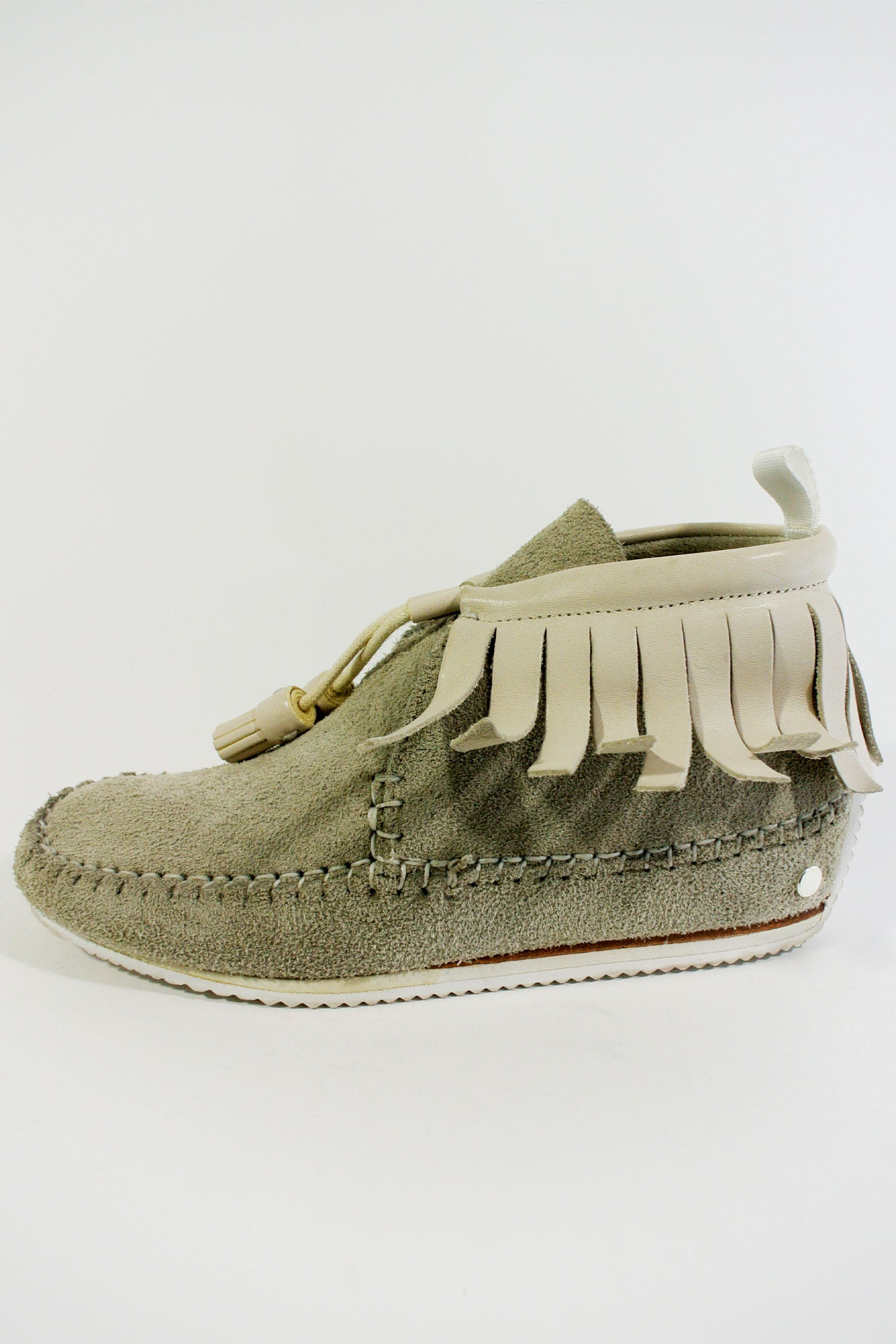 Rag & Bone Ghita Moccasin Booties Sz 35