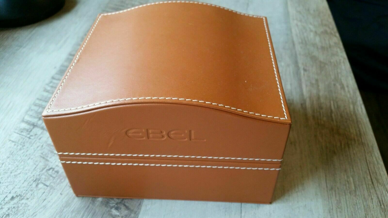 Ebel 1911 BTR Auto Chronograph Stainless Steel Watch
