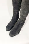 Stuart Weitzman Grey 50/50 Over-The-Knee Boots Sz 38