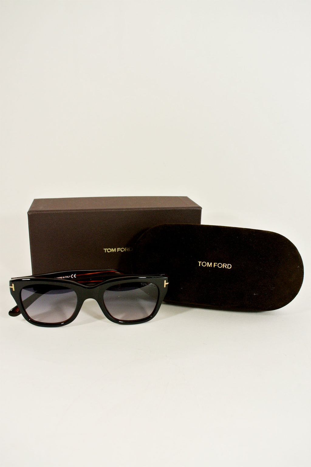 Tom Ford Brow Sunglasses