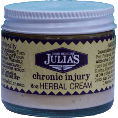 Chronic Injury Cream