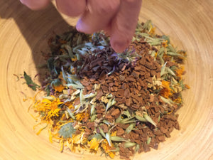 Herbal Support for the Body & Psyche During Stressful Times - Virtual Class