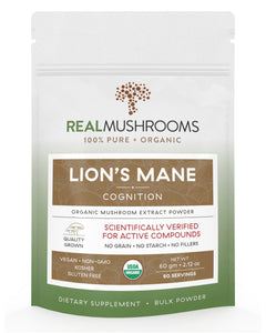 Lion's Mane Extract Powder