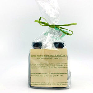 Lotion Making Kit, Cocoa and Aloe