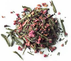 Raspberry Green Green Tea