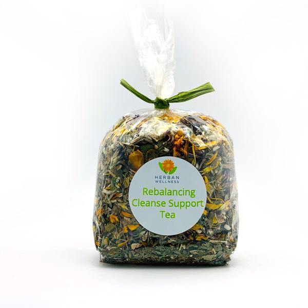 Rebalancing Cleanse Support Tea