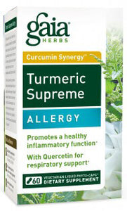 Turmeric Supreme - Allergy