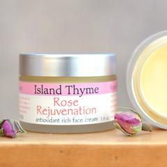 Rose Rejuvenation Face Cream