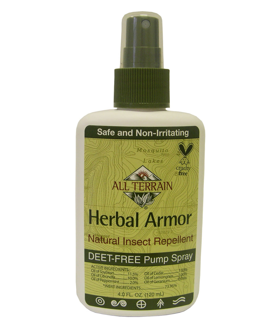 Herbal Armor Insect Repellant