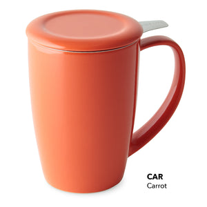 Curve Tall Tea Mug