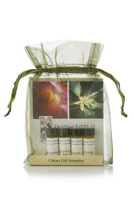 Citrus Oil Sampler