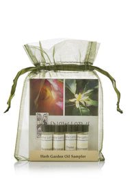 Herb Garden Oil Sampler