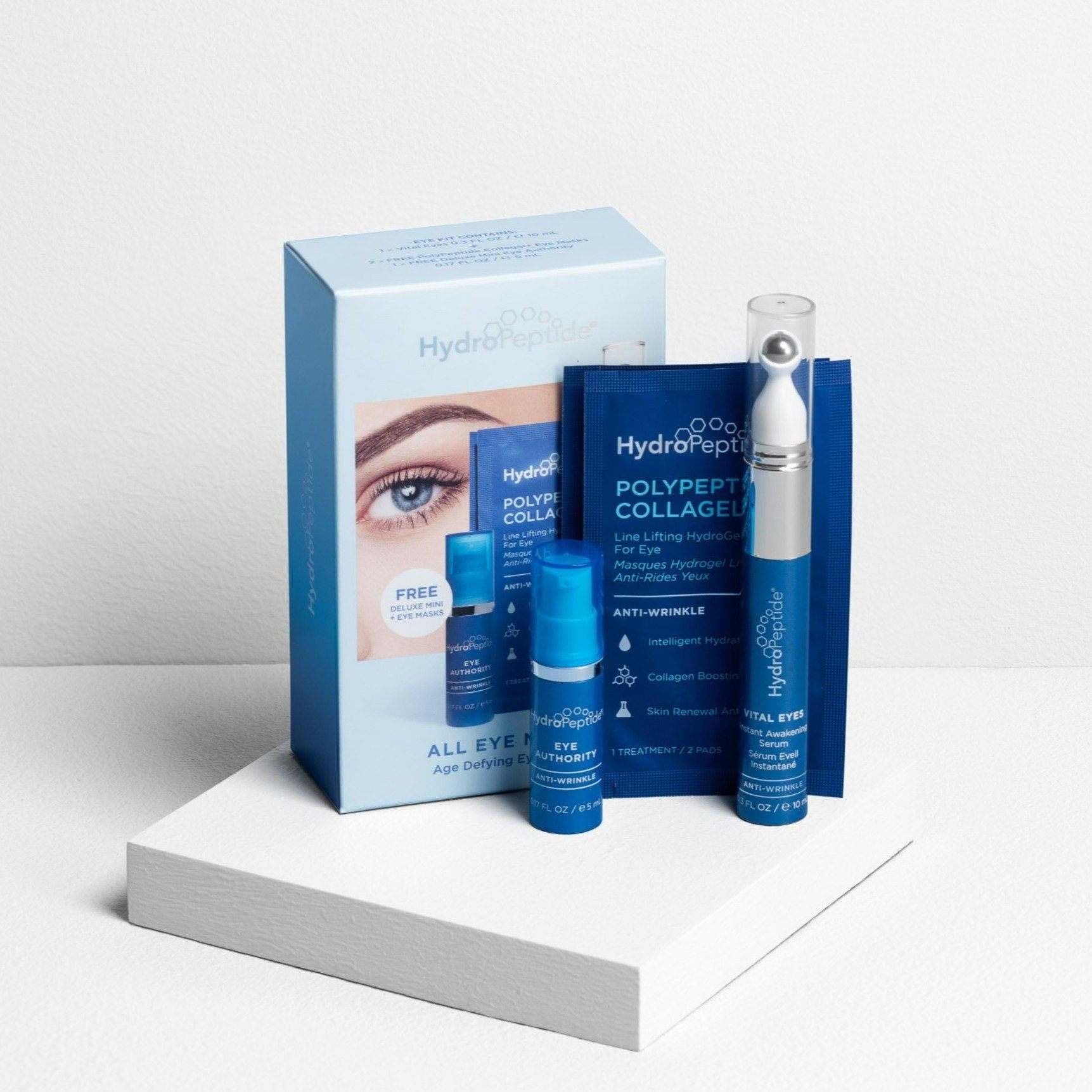 All Eye Need Kit - HydroPeptide