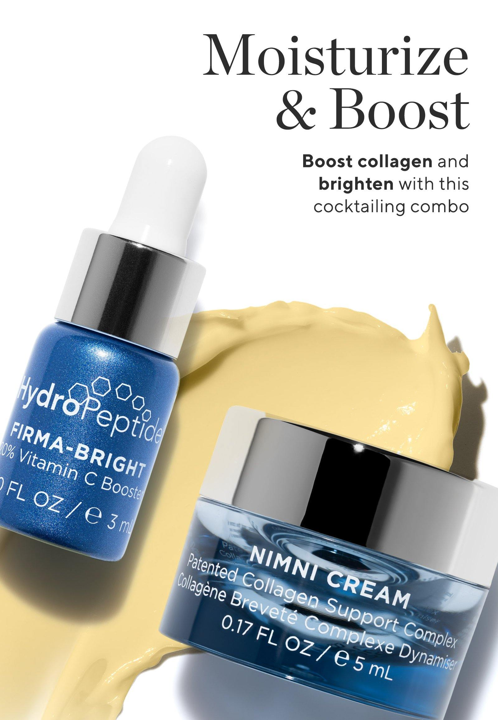 Firm and Fabulous Facial - HydroPeptide
