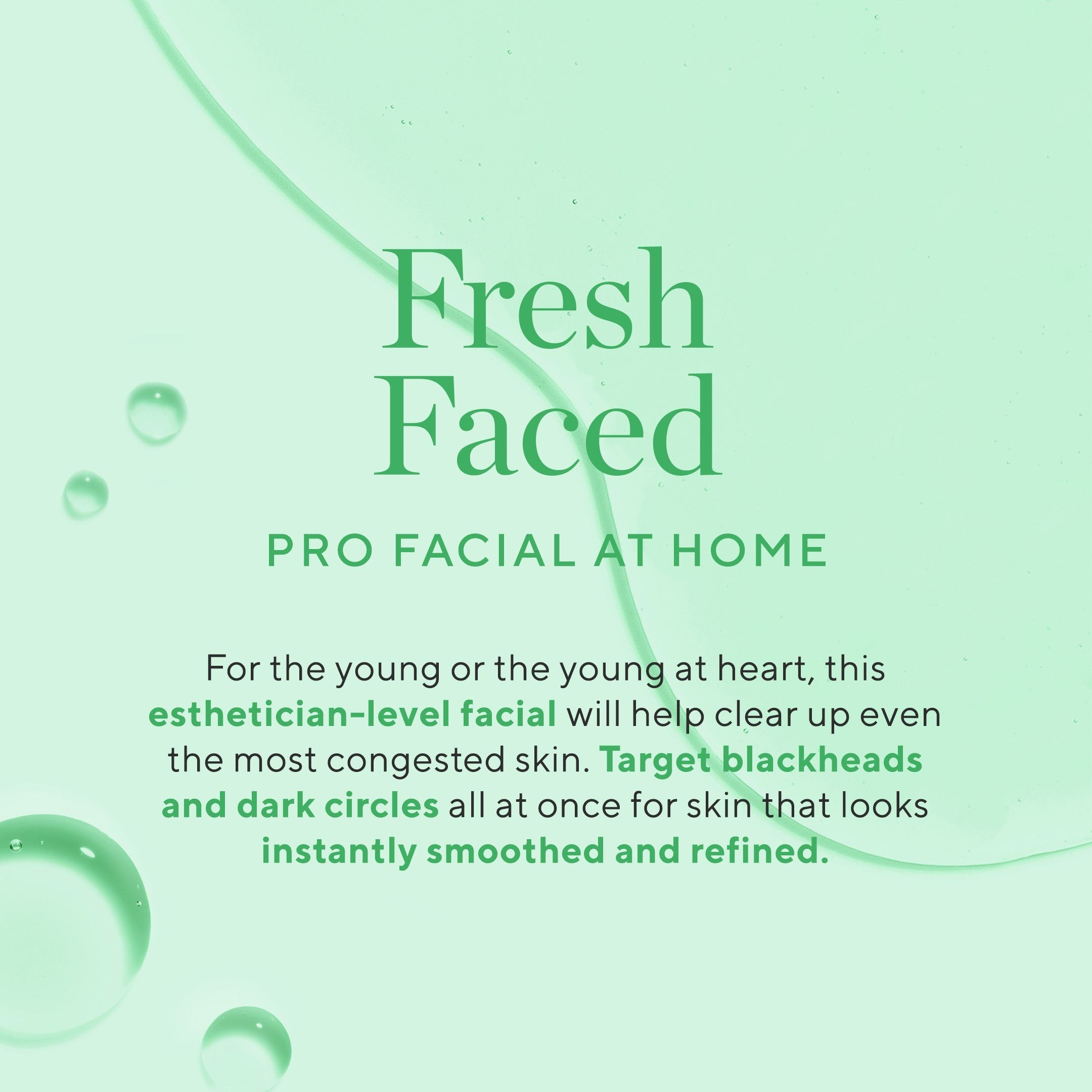 Fresh Faced Facial - HydroPeptide