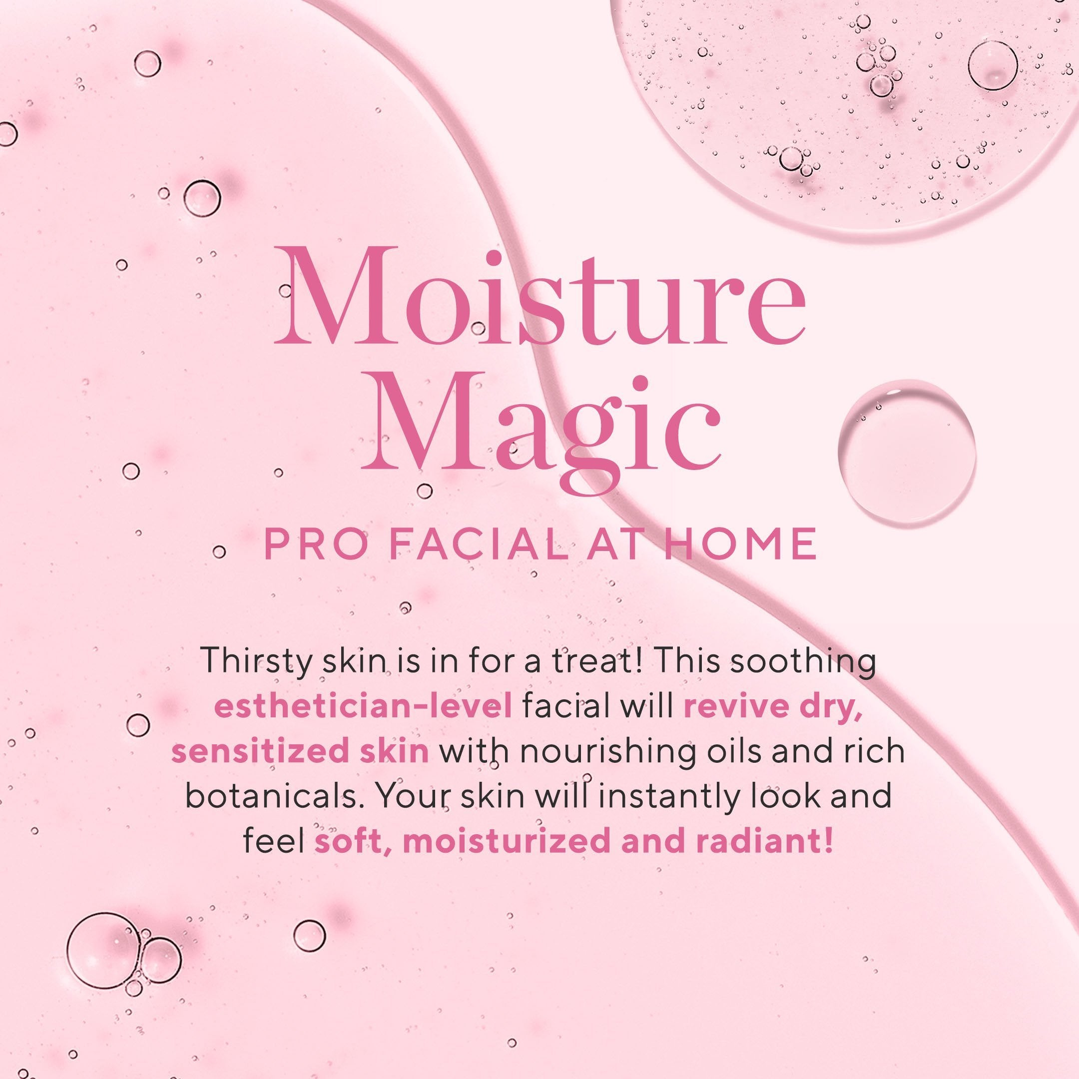 Moisture Magic Facial - HydroPeptide