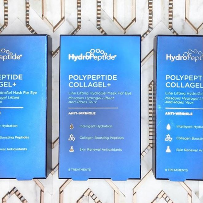 PolyPeptide Collagel + Eye Mask