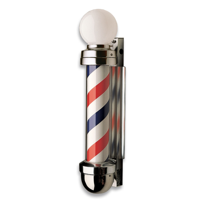 Marvy 333 Two Light Barber Pole
