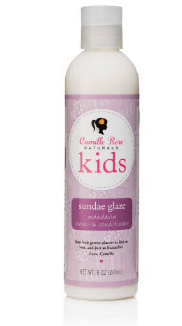 Camille Rose Naturals Sundae Glaze Leave-In Conditioner