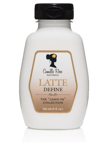 Camille Rose Naturals Latte Define Leave-In Collections 9oz