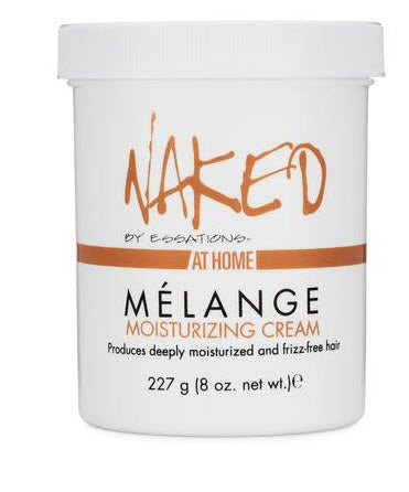 Naked Melange Moisturizing Cream 8oz