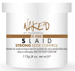 Naked Slaid Strong Edge Control 4oz