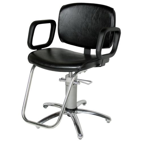 Collins 1800S QSE Styling Chair SlimStar Base