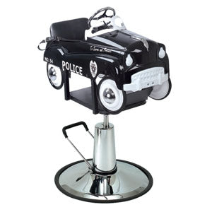 Pibbs 1807 Police Kid's Children's Styling Chair