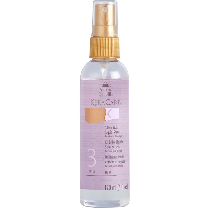 Keracare Silken Seal Liquid Sheen 4oz
