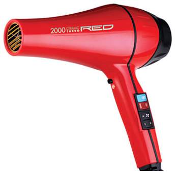 RED Ceramic 2000 Turbo Pro Dryer BD03
