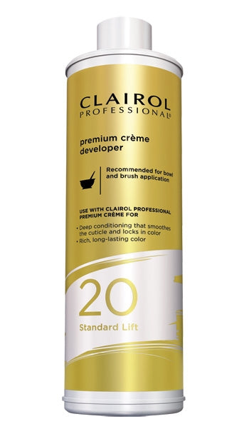 Clairol Premium Creme Permanente Developer 32oz