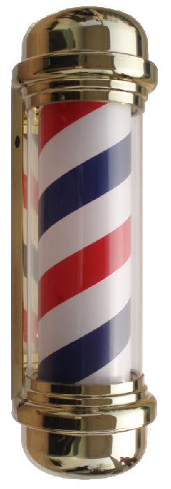 Yanaki 2132 Gold Barber Pole