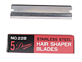 Diane Hair Shaper Blades Single Pack 5 Count